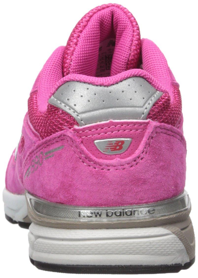 New Balance KJ990V4 Running Shoe , Pink/Pink, 1 M US Little Kid by New Balance (Image #2)
