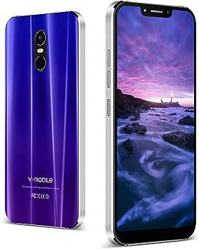 Moviles Libres 4G 3GB RAM 32GB ROM Smartphone Libre 5.6 Batería ...