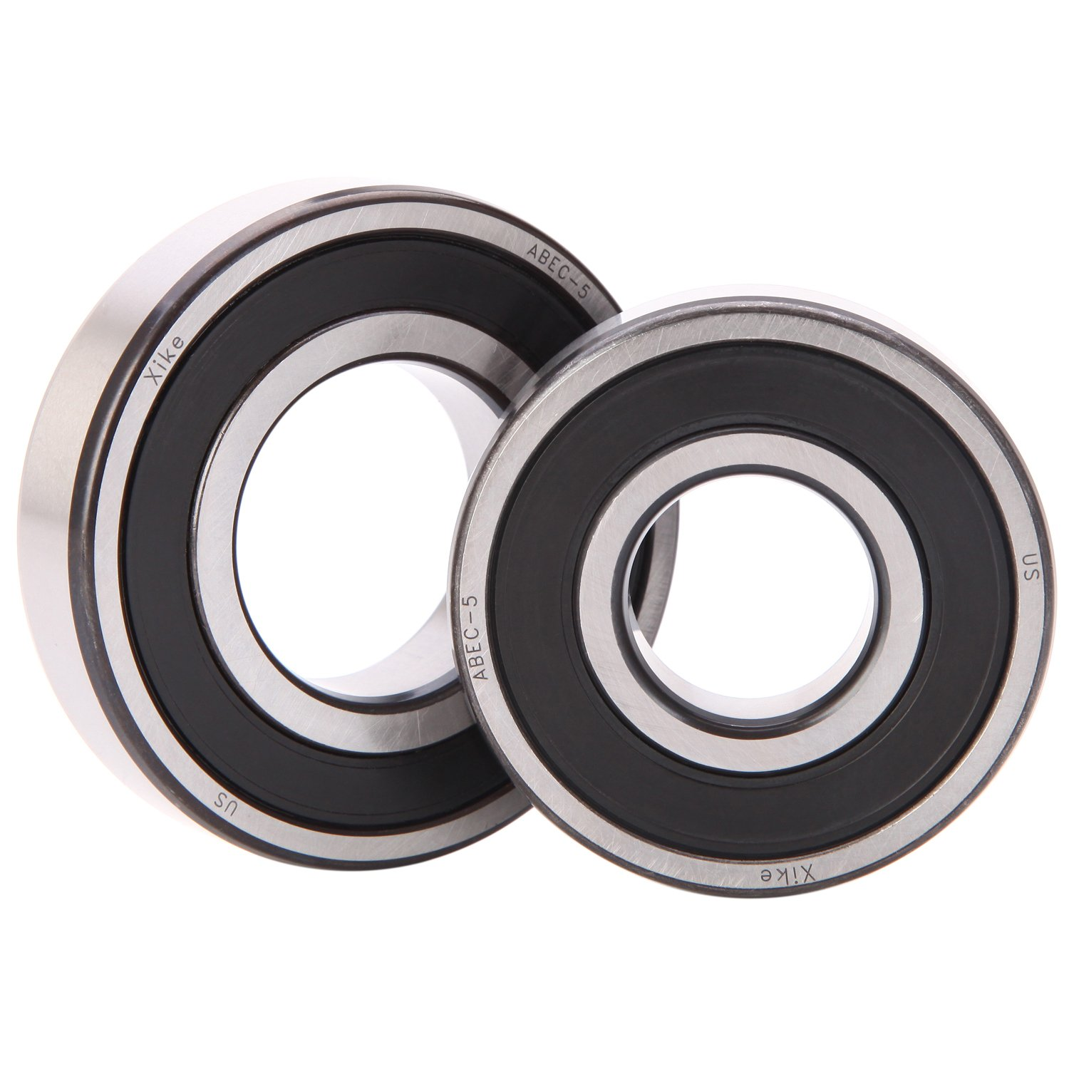 W10290562 Washer Tub Bearings and Seal Kit, Rotating Quiet High Speed and Long Life. Replaces Whirlpool, Maytag, PS11703210, W10283358, W10772619. by XiKe (Image #2)