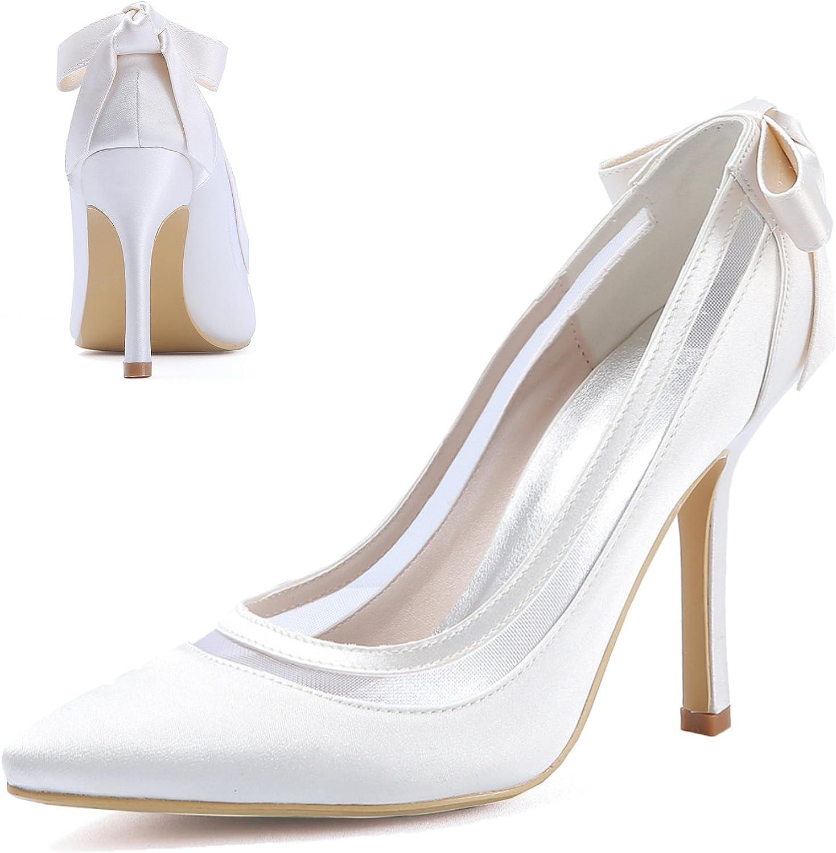 Elegantpark HC1806 Wedding Bridal Shoes