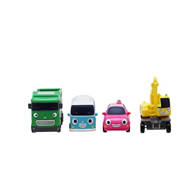 Bongbong Heart Poco Max - The Little Bus Tayo SpecialFriends Set 2: Toys & Games