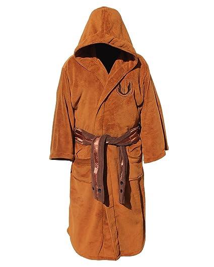 1. Star Wars Jedi Master Fleece Bathrobe