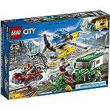 LEGO City Policía 60175atraco en el río de montaña