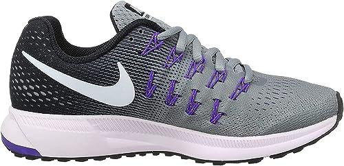 Nike Air Zoom Pegasus 33 Da Lauchuhe, Chaussures de Running Femme