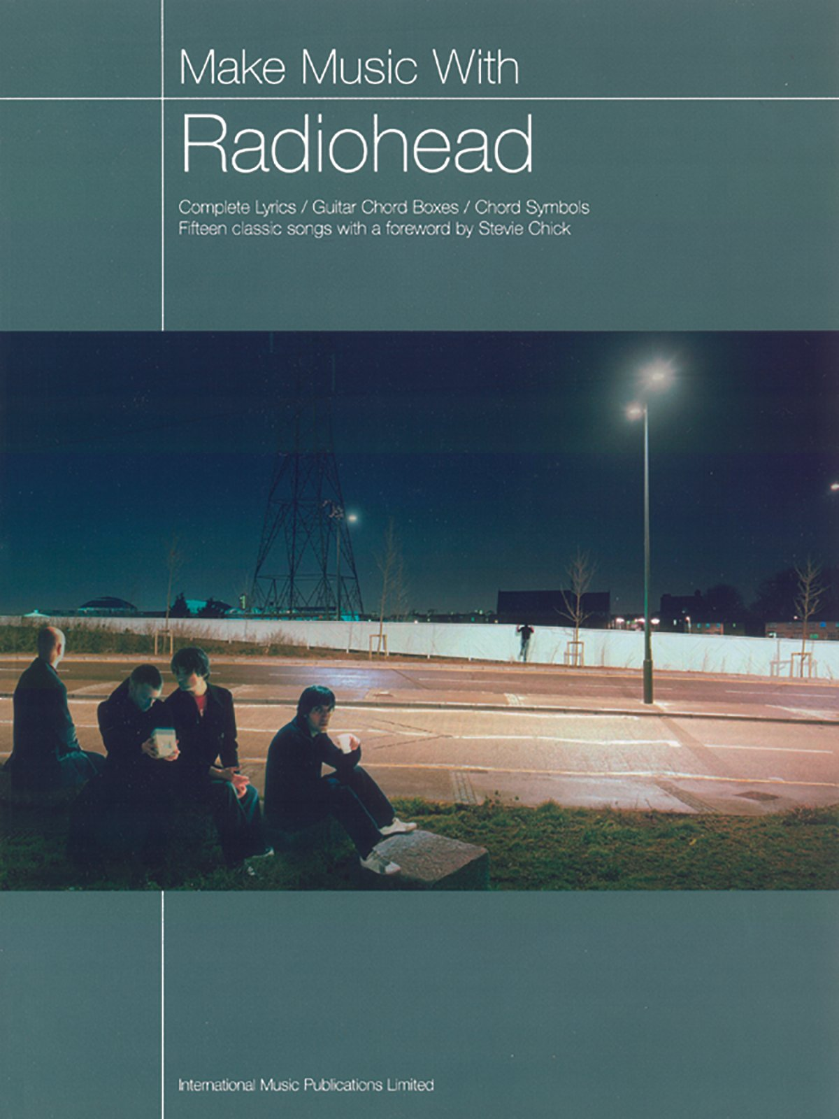 Amazon Make Music With Radiohead Complete Lyricsguitar Chord