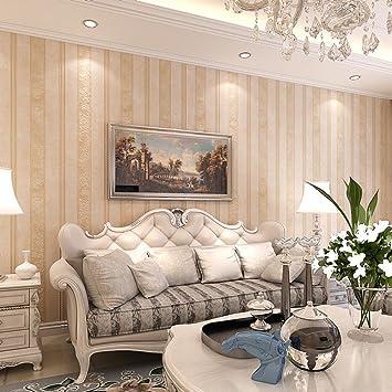 moderne und einfache Streifen Tapete/Wohnzimmer Wohnzimmer ...