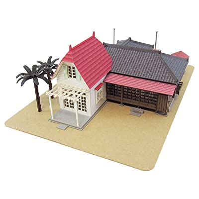 y Studio Ghibli 1/150 Satsuki Mei House My Neighbor Totoro Mk07-01: Toys & Games