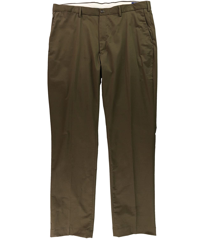 Polo Ralph Lauren Men's Big & Tall Stretch Classic Chino Dress Pants
