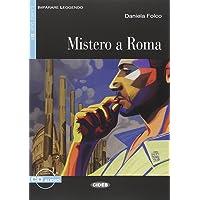 Mistero a Roma. Con CD Audio: Mistero a Roma + CD