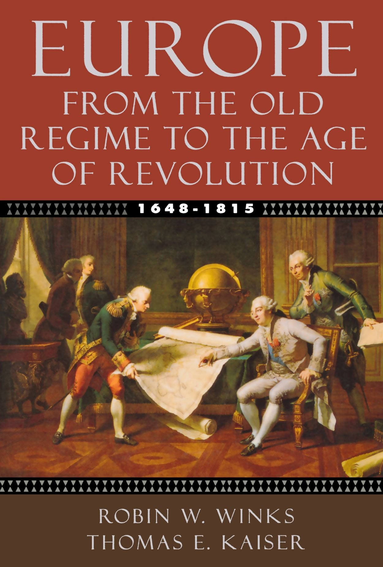 Europe, 1648-1815: From the Old Regime to the Age of Revolution by Oxford University Press