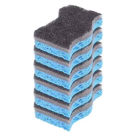 FBGood - Esponjas de Limpieza de Cocina con Esponja de ...