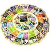 50 Rare Pokemon Cards with 100 HP or Higher ZYDQpZ, (Assorted Lot with No Duplicates)