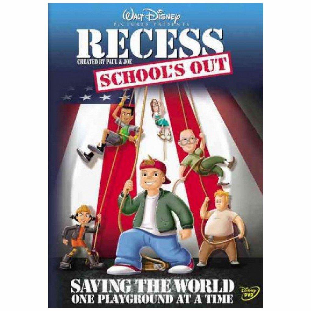 DVD : Recess: School's Out (Widescreen)
