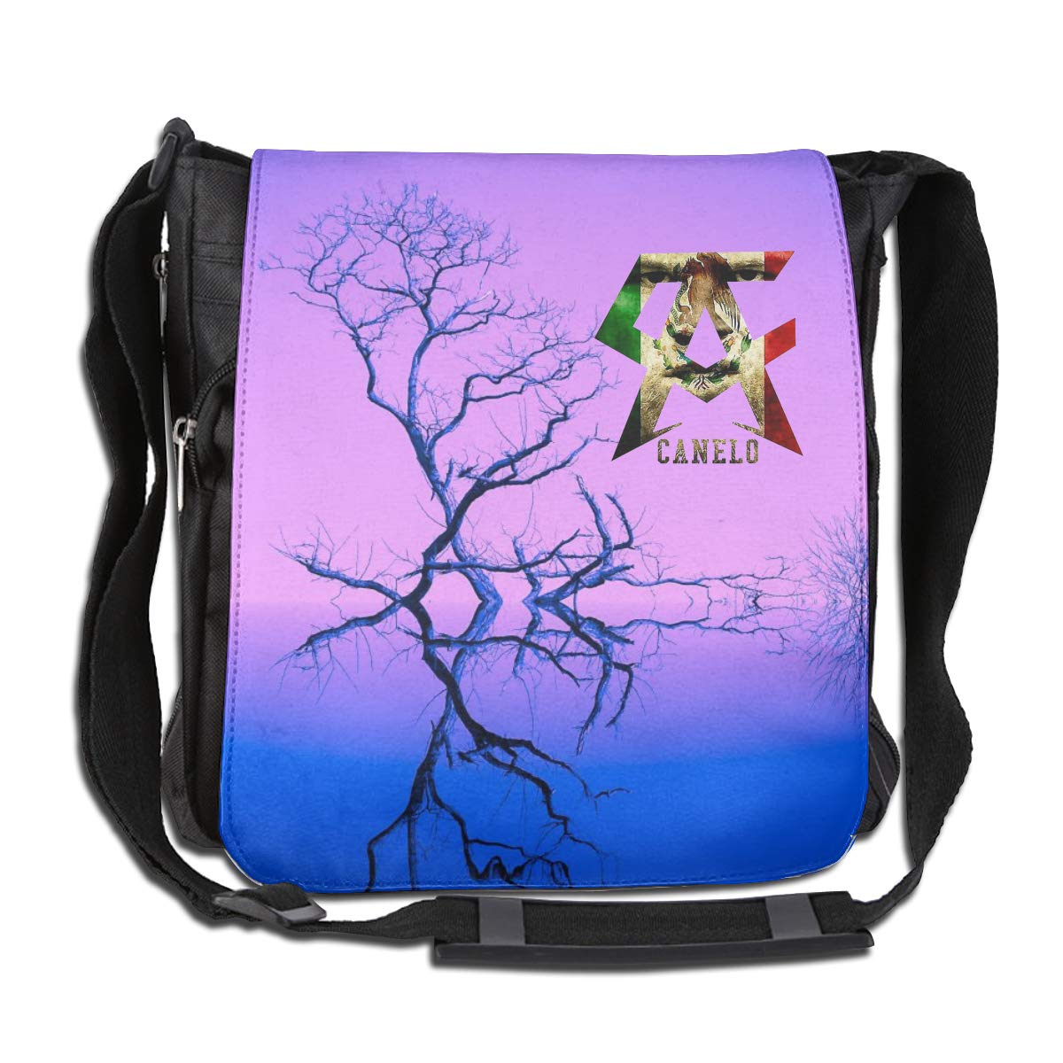 Canelo /Ãlvarez CANELO Shoulder Bag For All-Purpose Use Messenger Bag