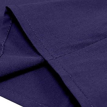 Camisas para Mujeres, Clásico Colores Sólidos Negro Cuello Halter ...