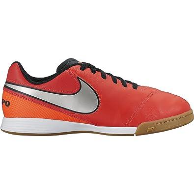 san francisco 77551 66170 Nike Youth Tiempo Legend VI Indoor Shoes [Light Crimson]
