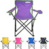 just be…® Folding Camping Chair