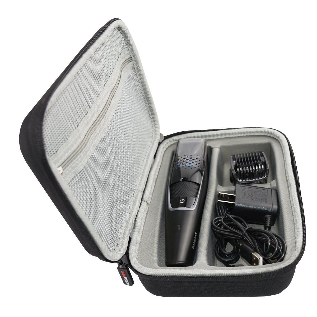 Hard Case for Philips Norelco Series 3000 MG3750 by SANVSEN