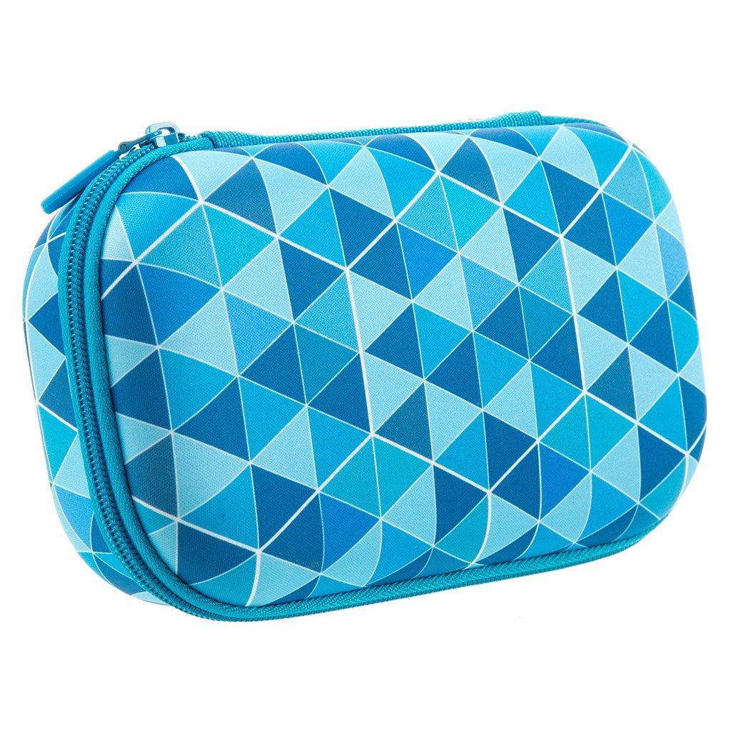 ZIPIT Estuche Colorz para Box, caja para Colorz lápices, azul 85750b