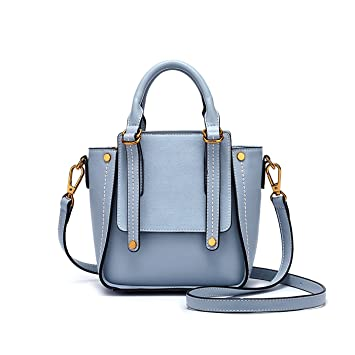 Tisdaini sac à bandoulière en cuir PU mini sac à bandoulière pour les jeunes filles noir G9Bzm1