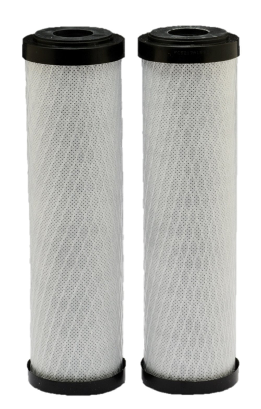 Whirlpool WHA2BF5 Standard Capacity Carbon Block Whole Home Water Filter - 2 Pack