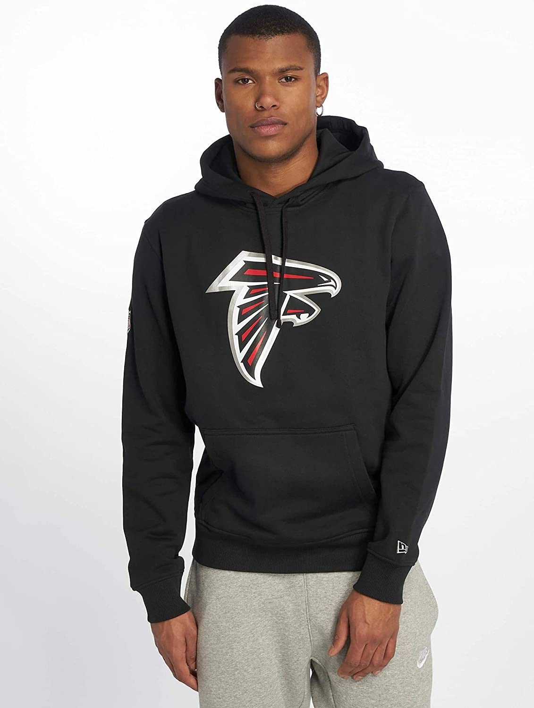 New era, felpa con cappuccio, Coloreeee nero, con logo della della della squadra NFL Atlanta Falcons nero L   Caratteristiche Eccezionali    Buona qualità    Della Qualità    Colore molto buono    Forte calore e resistenza al calore  deaf9e