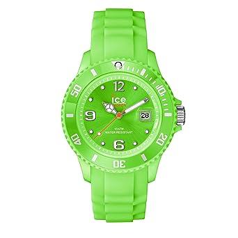 0778ac0893eba Ice-Watch - Ice Forever Green - Montre Verte pour Garçon avec Bracelet en  Silicone