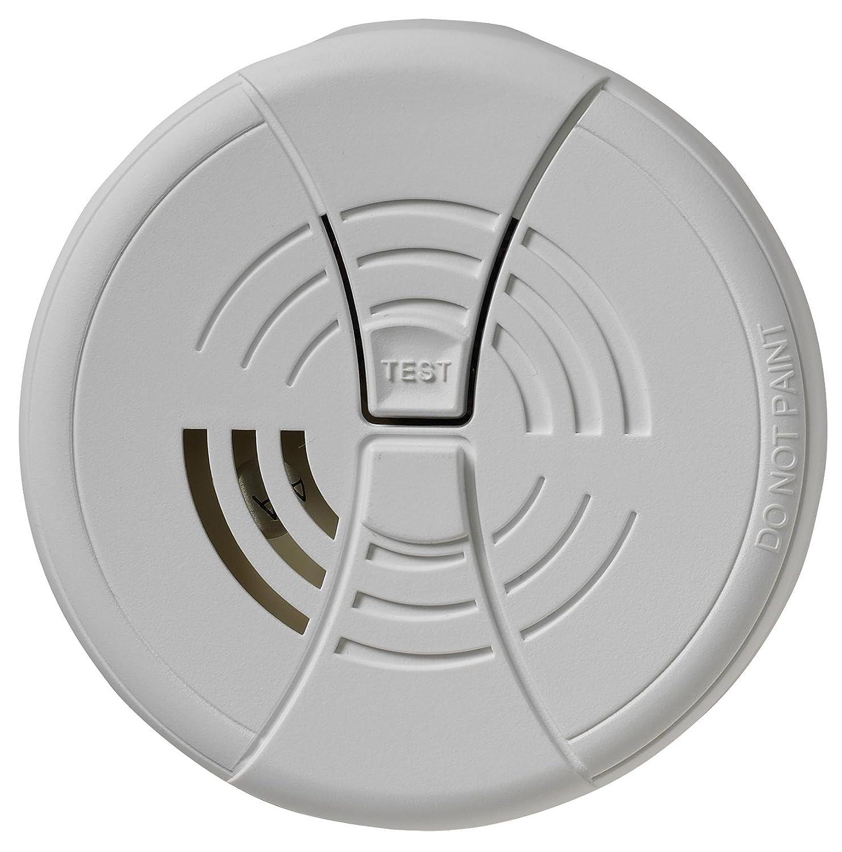 Battery Operated Smoke Alarm Set Of 2 Detectors Ionization Detector Ic
