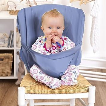 Lubier 1Pcs Sitzerh/öhung f/ür Baby Kinder Sitzkissen Stuhl Tragbar Verstellbar Zerlegbar Sitzerh/öhungen Kleinkinder Esszimmerstuhl