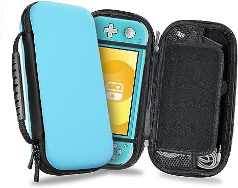 Funda para Nintendo Switch Lite - Transporte Dura de Viaje para Juegos Carcasa de Protección Rigid Lite para Consola ...