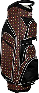 Taboo Fashions Monaco Premium Lightweight Ladies Golf Cart Bag