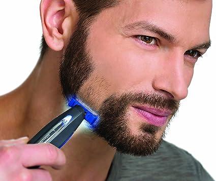 Micro Beard Touch y afeitadora recortador onepiec Hombres ...