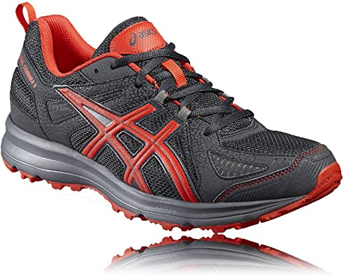 Asics GEL-TRAIL Tambora 5 Trail - Zapatillas de correr, color Negro, talla 48 EU: Amazon.es: Zapatos y complementos