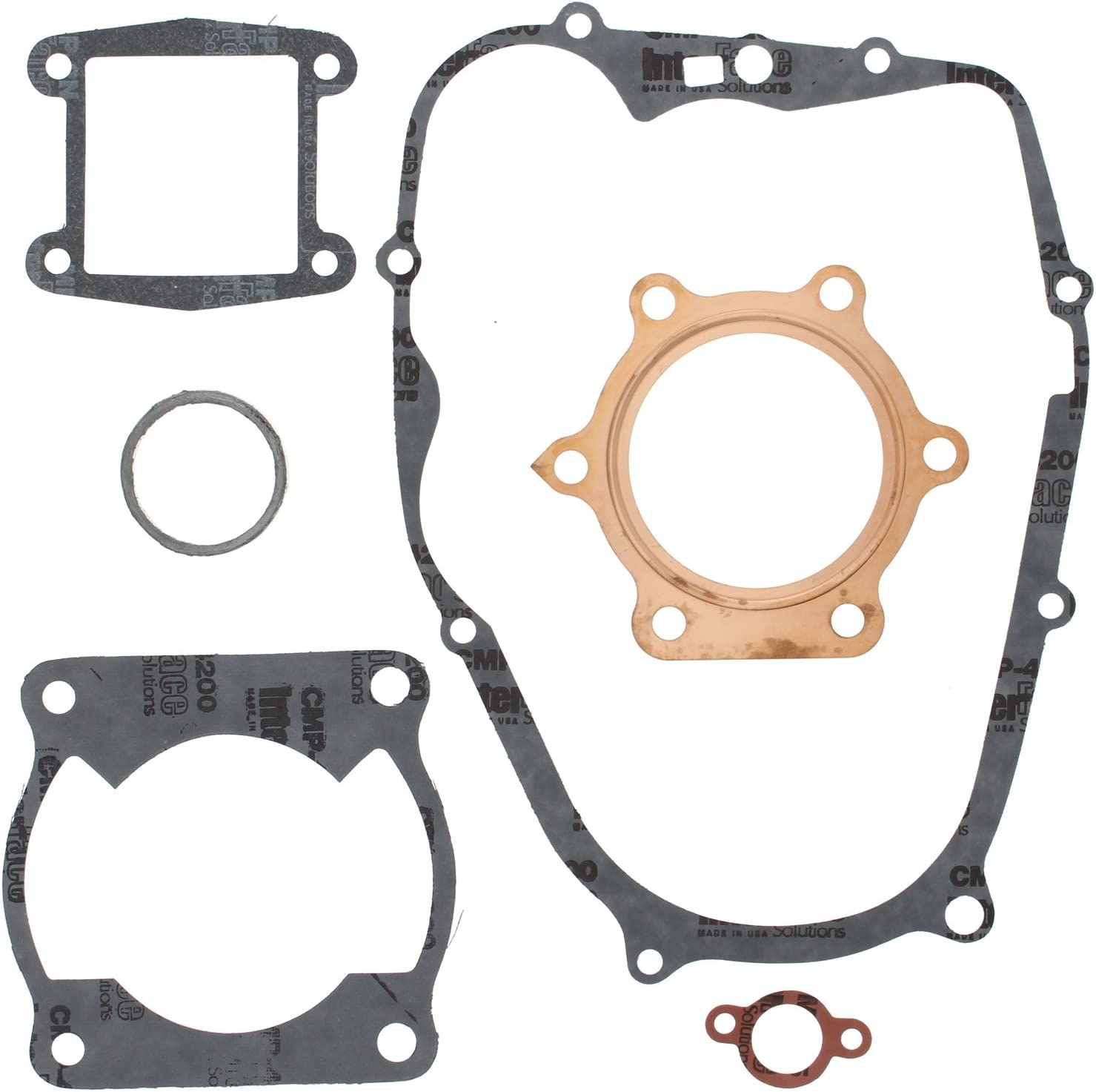 DB Electrical 808831 Complete Gasket Kit Compatible with//Replacement for Kawasaki KLF400 Bayou 400cc 1993-1999