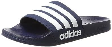 28cd91bb3131 adidas Men s Adilette Shower Beach   Pool Shoes  Amazon.co.uk ...