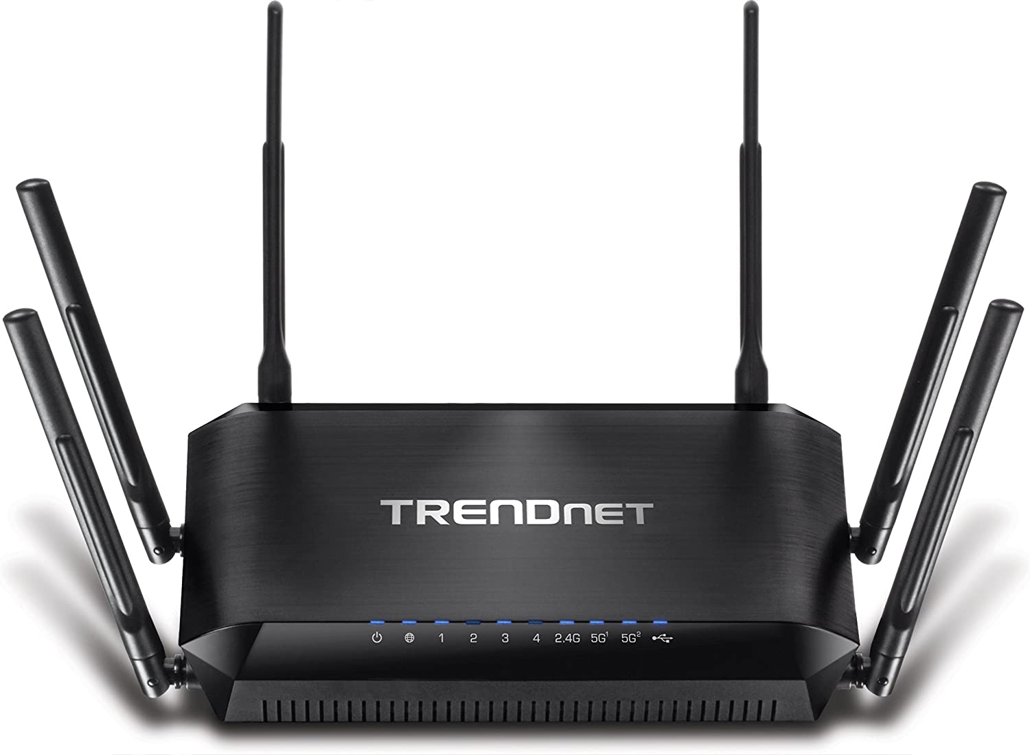 TEW-829DRU Pre-Encryped Wireless,QoS Wave 2 TRENDnet AC3000 Tri-Band Wireless Gigabit Dual-WAN VPN SMB Router Inter-VLAN Routing MU-MIMO Whole Office//Home WiFi Internet Router Router Limits