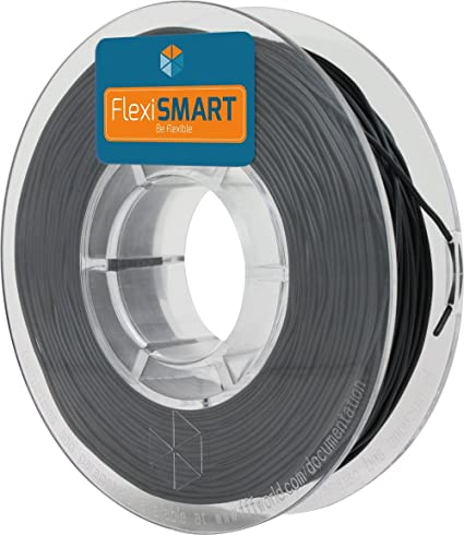 FlexiSMART Negro 250 g. Filamento Flexible TPU 1.75mm para ...
