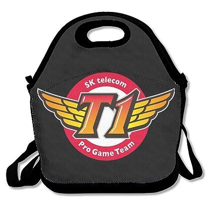 trydoo SK Telecom T1 Logo bolso bolsas de almuerzo Bolsas de ...