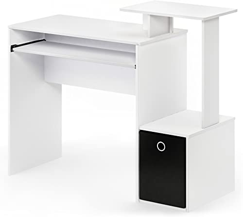 FURINNO Econ Multipurpose Home Office Computer Writing Desk