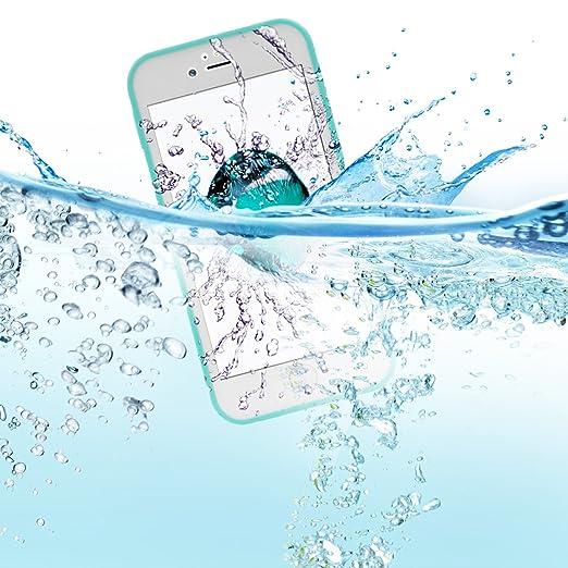 11 opinioni per iPhone 5s /5 / iPhone se Case Waterproof, Impact Resistant,Shockproof,360 Full