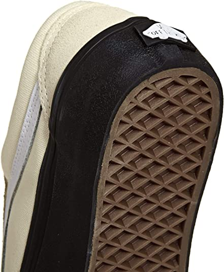 Vans Old Skool Pro Shoes 40.5 EU Classic White Black: Amazon