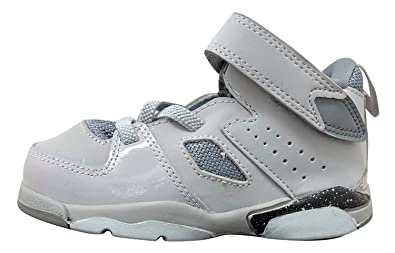 Jordan Flight Club  91 Wolf Grey Black-Cool Grey (Toddler) ( be7b2e9fd5