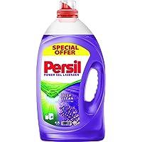 Persil Power Gel Liquid Laundry Detergent, Lavender - 4.8 Litres