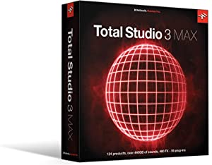IK Multimedia Total Studio 3 Max