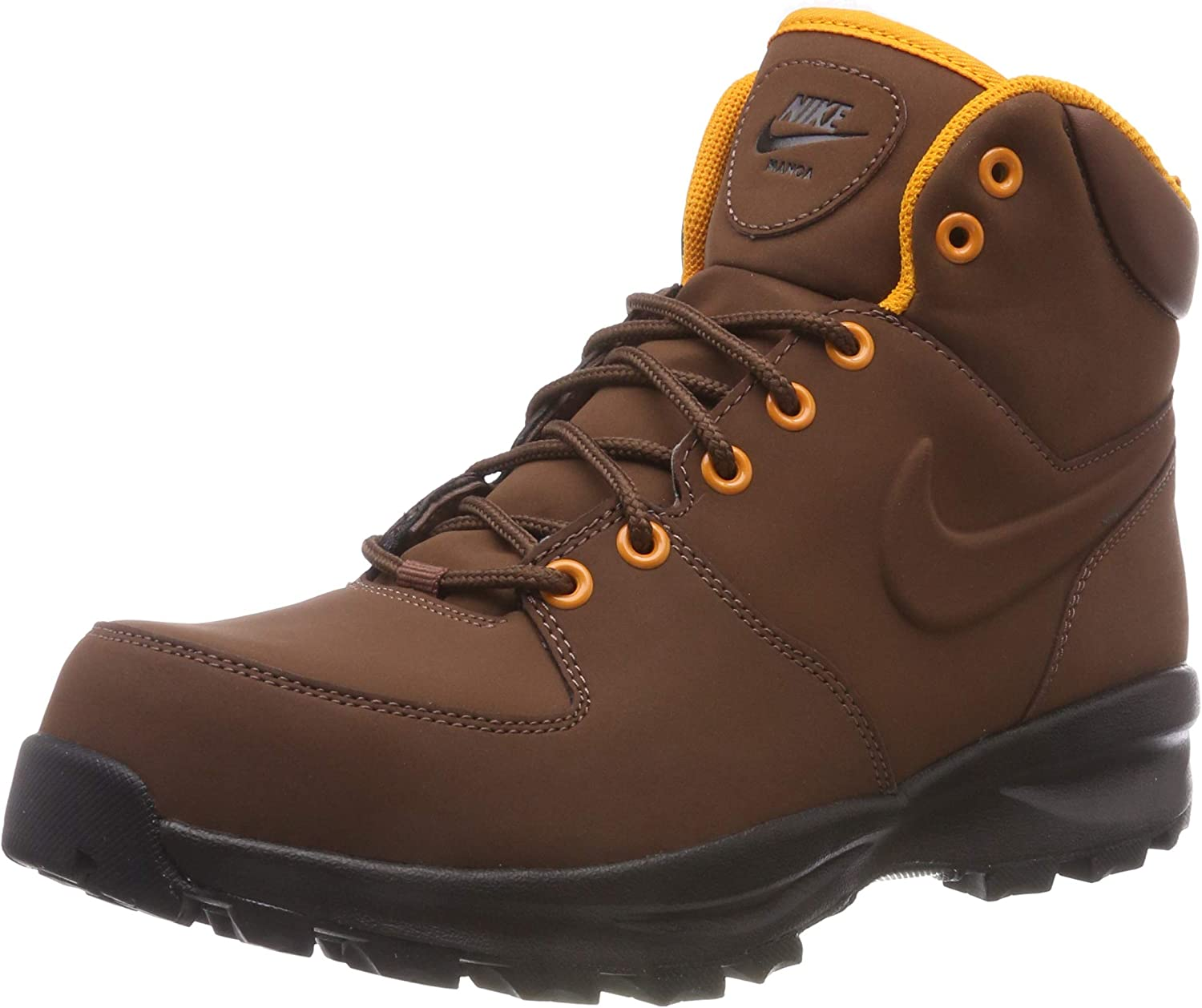 Nike Men s Manoa Leather Boot Fauna Brown Size 9 M US