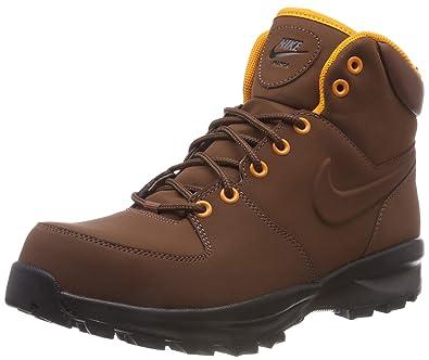 De Nike LeatherChaussures Homme Manoa Hautes Randonnée Y67ybfg