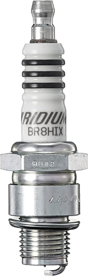 Ngk Br 8 Hix Verwendbar Für B8hs Br8hs Br8hsa Zündkerze Iridium Auto