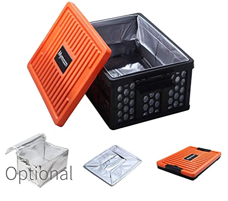 Amazon.com: Mymazn - Organizador de maletero de plástico ...