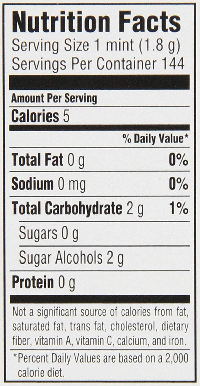 Breath Savers Peppermint Mints - 12 piece pks. - 24 ct. by Breath Savers (Image #4)