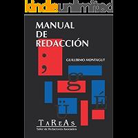 Manual de Redacción: Guillermo Montagut